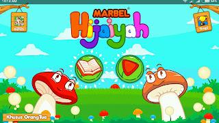 Marbel : Belajar Hijaiyah