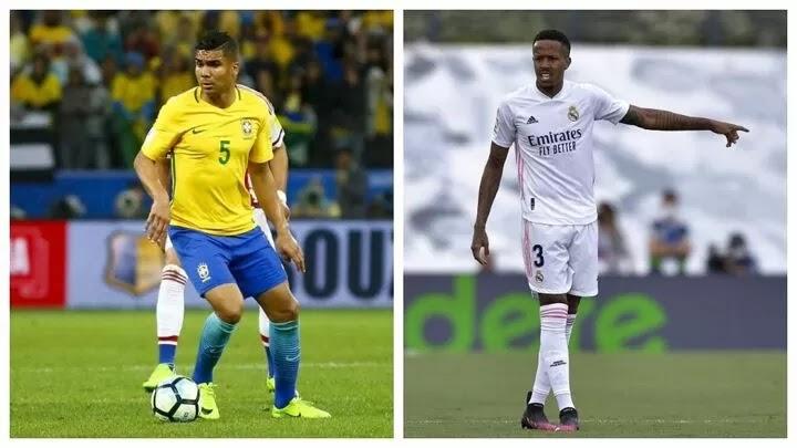 Tite calls up Eder Militao and Casemiro for Brazil games in September