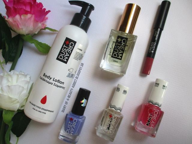 5+1 Προϊόντα ομορφιάς DUST+CREAM που πρέπει να δοκιμάσεις