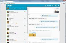 MySMS: aplicación que permite enviar y recibir mensajes SMS desde la computadora mediante un teléfono Android