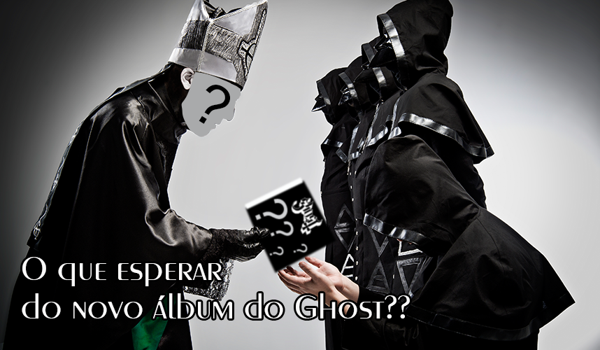 ghost novo álbum 2015