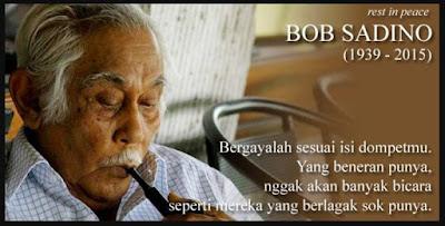 Kisah Sukses Bob Sadino, Biografi!