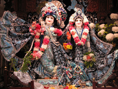 Radhe Krishna Shringar on Festival