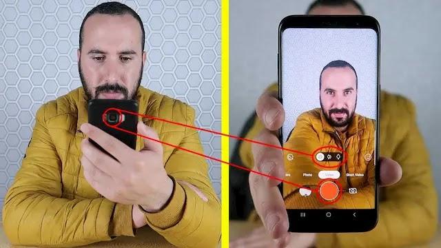 كيف تجعل كاميرا هاتفك مثل كاميرا هاتف Samsung Galaxy S10
