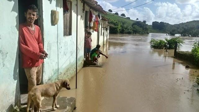 chuva forte para Zona da Mata, Grande Recife e Agreste