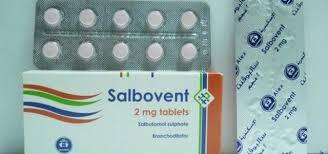 سعر دواعى إستعمال أقراص سالبوفنت Salbovent للشعب الهوائية