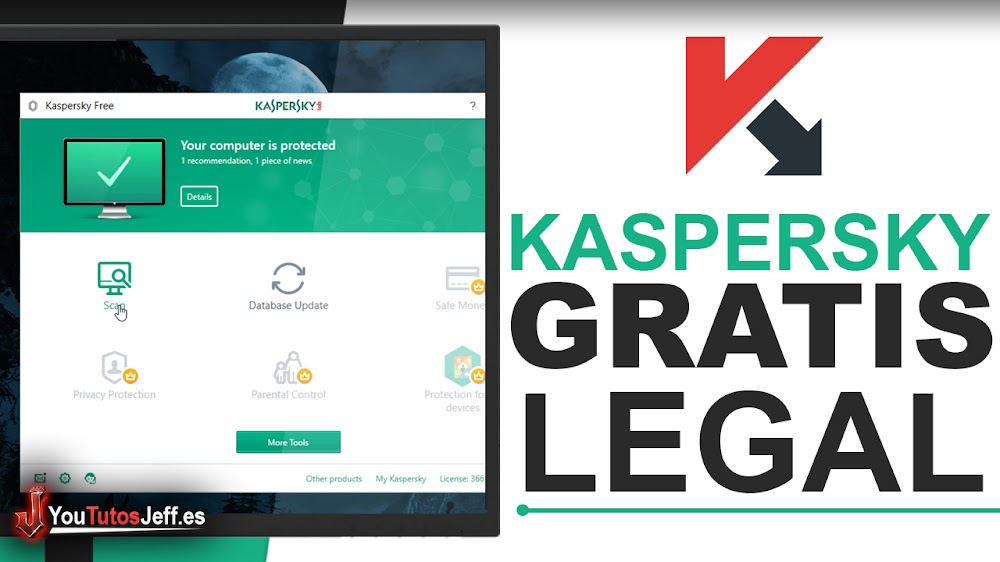 Como Descargar Kaspersky Gratis Ultima Versión - Fácil y Rápido