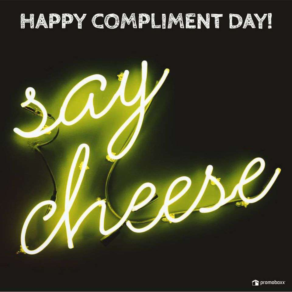 National Compliment Day Wishes For Facebook