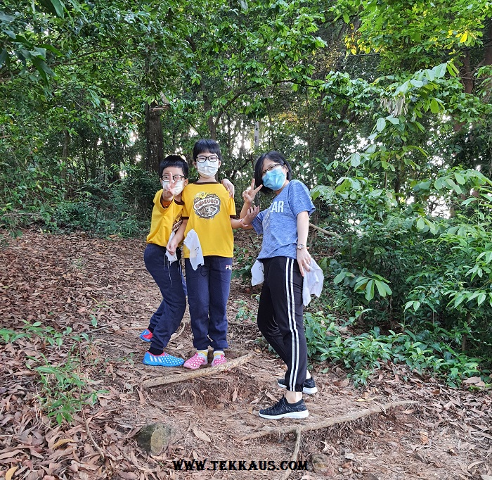 Bukit Beruang Hiking Challenge-Our Family's First Hill