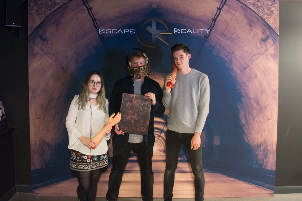 Escape Reality Cardiff - Enigmista Escape Room