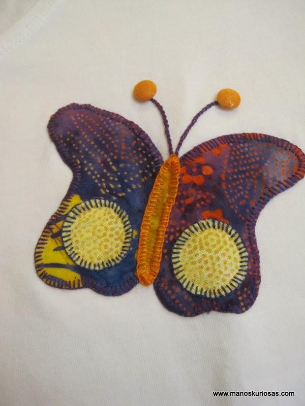 mariposa patchwork