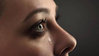 معنى البكاء الشديد في حلم المتزوجة