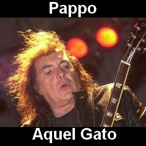 Pappo - Aquel Gato