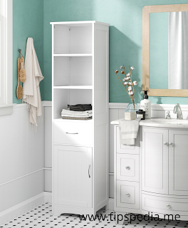 Stand Alone Bathroom Cabinet