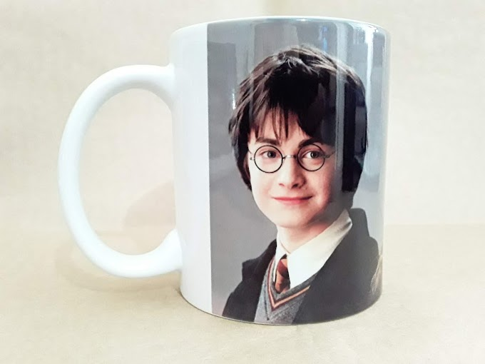Caneca Harry Potter Trindade