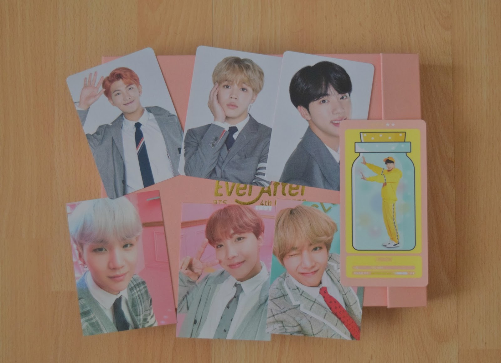 April K-Pop Haul 5