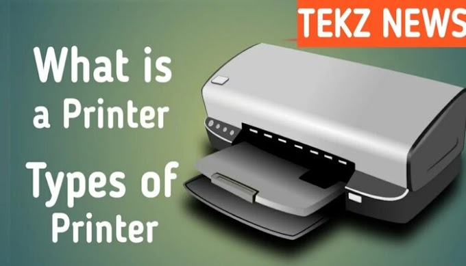 What is a Printer | Types of Printer