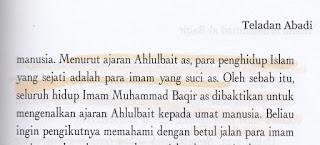 Syiah Memberi Gelar 'Alaihis Salam kepada Para Imam dan Menganggap Mereka Suci