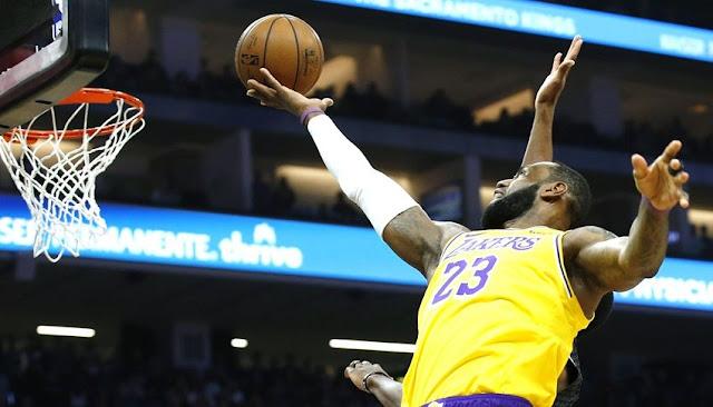 LeBron James: La NBA reanudará su temporada en Orlando en julio