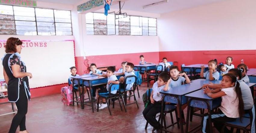 Sanción de casi S/ 2 millones recibirán colegios que incumplan recuperación de clases, informó ASPEC - www.aspec.org.pe