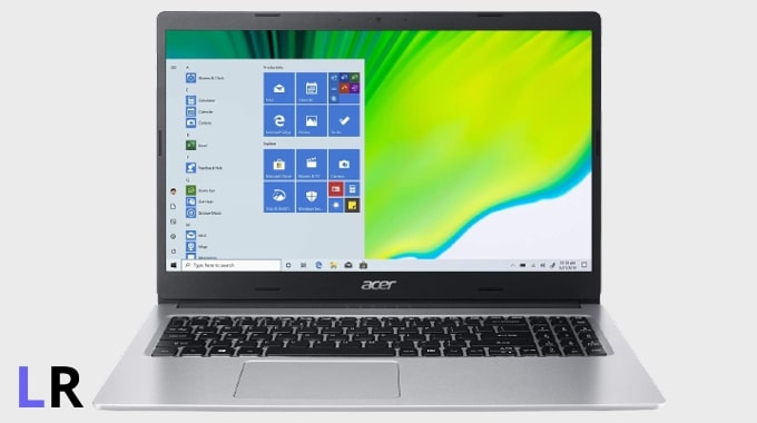 Acer Aspire 3 A315-23 laptop under Rs 60K in India.