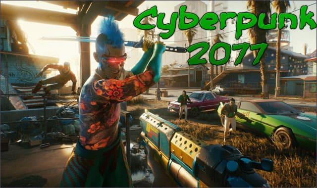لعبةCyberpunk 2077
