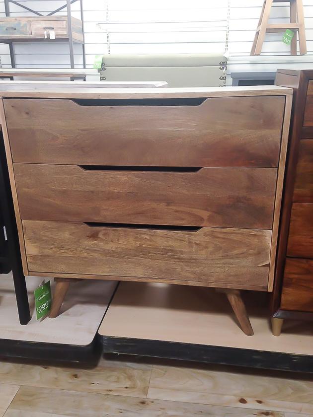 HomeGoods MCM dresser