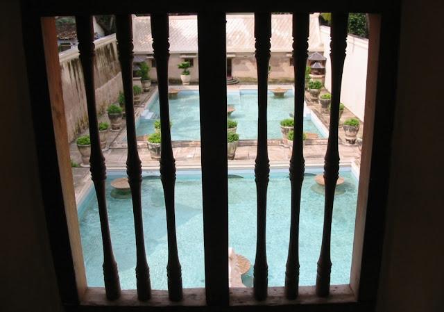 Taman Sari, der Wasserpalast des Sultans in Yogyakarta, Indonesien