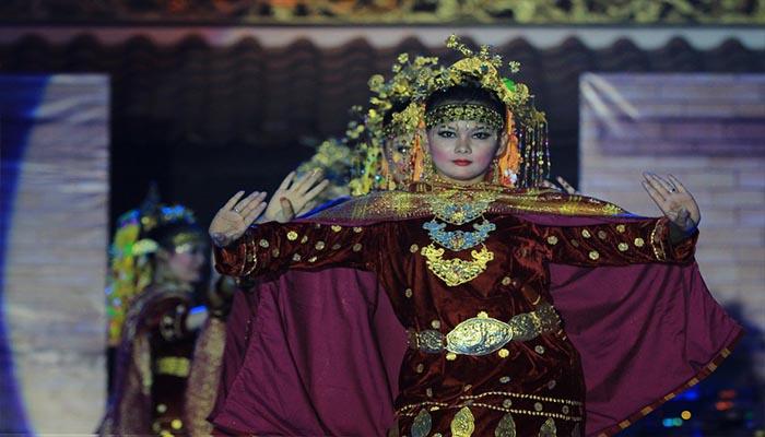 Tari Gegerit, Tarian Tradisional Dari Sumatera Selatan