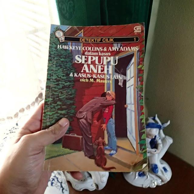 Berbagi Buku unruk Indonesia di Hari Anak Nasional