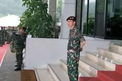 Jokowi Undang Pensiunan Jenderal TNI ke Istana