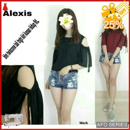 AFO496 Model Fashion Alexis Modis Murah BMGShop