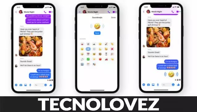 Facebook Soundmojis - Le nuove Emoji sonore di Messenger