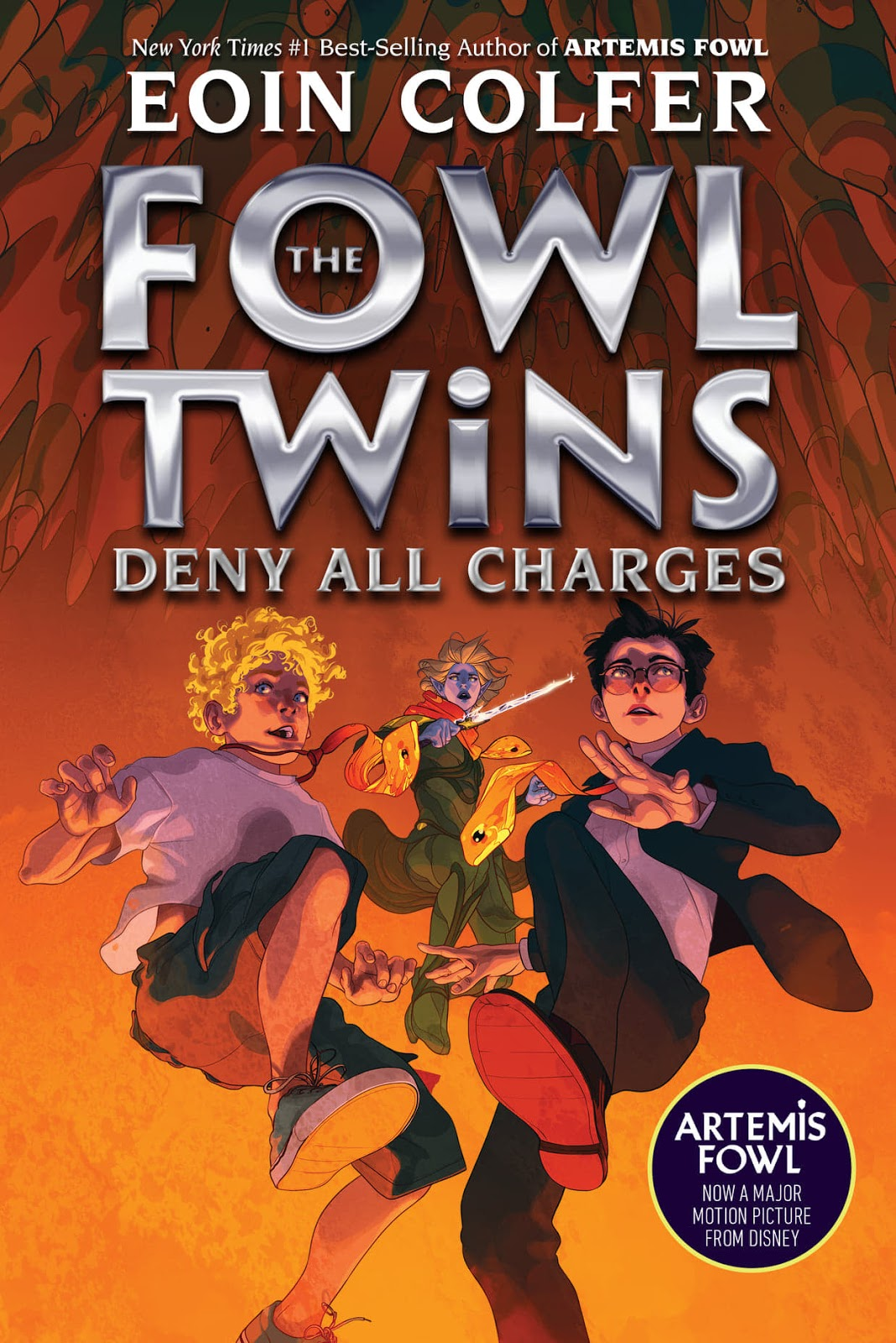The Fowl Twins Deny All Charges by Eoin Colfer