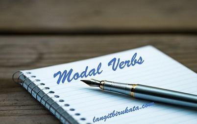 Modal Verb dalam Bahasa Inggris