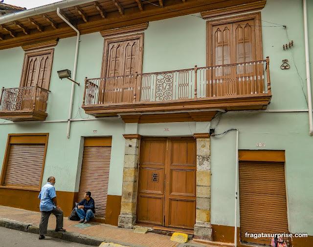 La Candelaria, Centro Histórico de Bogotá