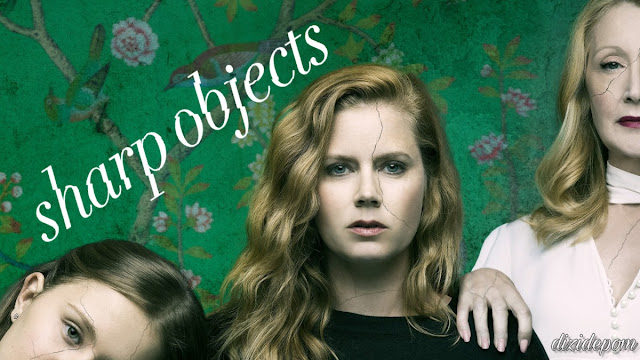 Sharp Objects Dizisi İndir