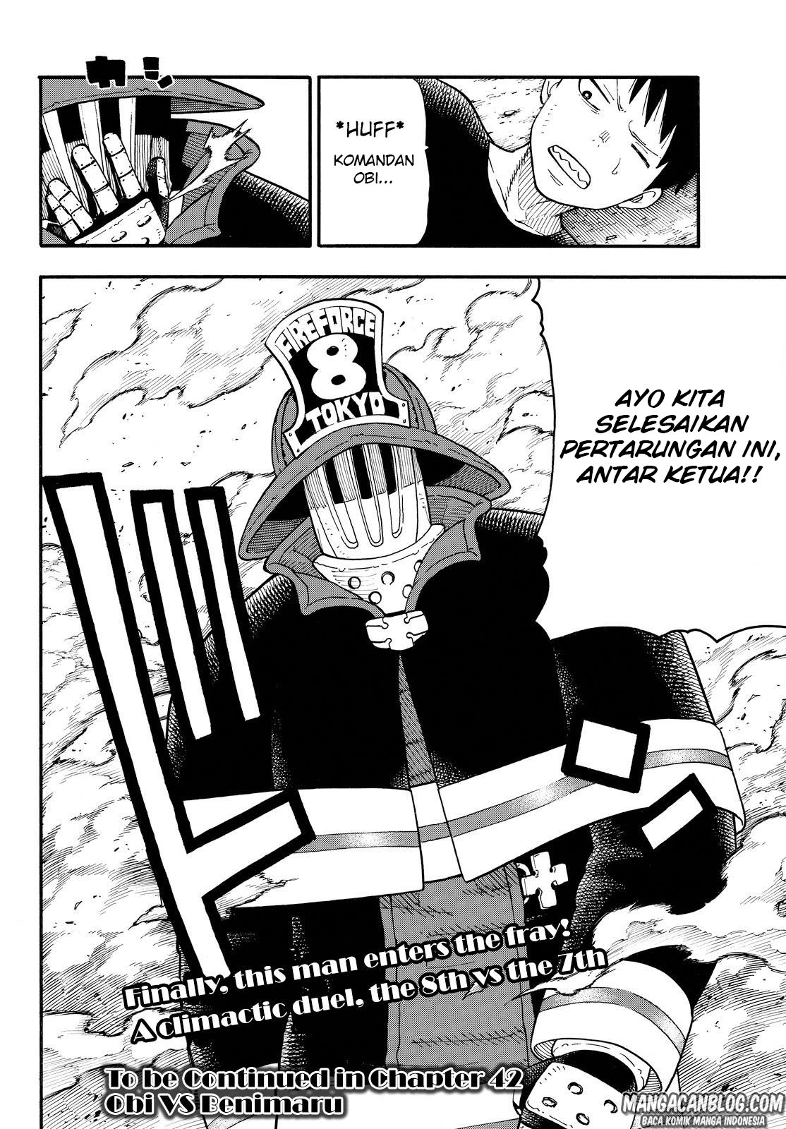Komik fire brigade of flames 041 - chapter 41 42 Indonesia fire brigade of flames 041 - chapter 41 Terbaru 20|Baca Manga Komik Indonesia