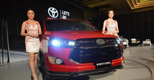 Toyota Jawab Tantangan Mobil Tangguh Lewat Venturer Toyota Jawab Tantangan Mobil Tangguh Lewat Venturer
