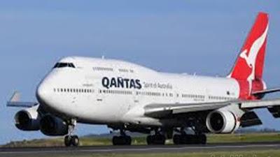 Maskapai Australia Qantas Mulai Buka Penerbangan Internasional Juli 2021