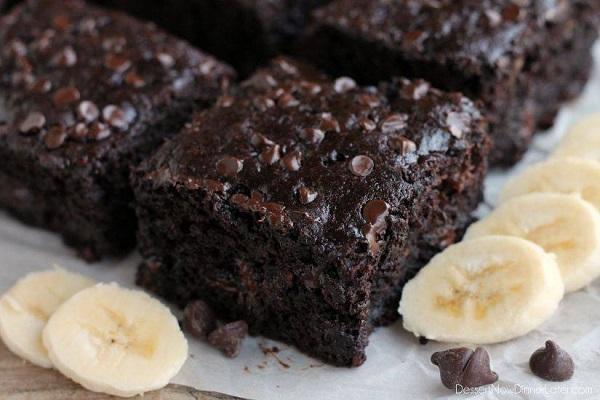 How to make banana and cocoa cake