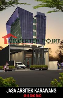 Biaya Desain Bangunan Murah Karawang