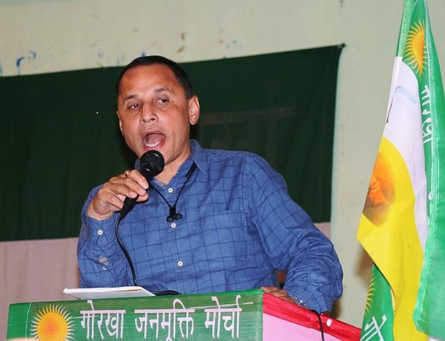 NB Khawas TMC leader