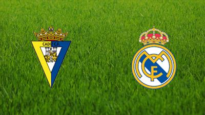 مشاهدة مباراة ريال مدريد ضد قادش 17-10-2020 بث مباشر في الدوري الاسباني