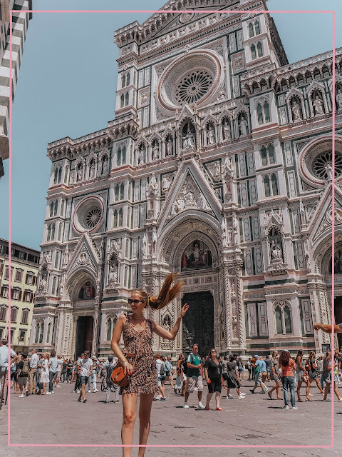 Italy Florence Cathedral Luxury Travel Blog Guide