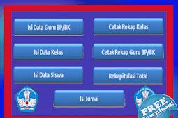 Download Aplikasi Jurnal Kelas Lengkap Dengan Contoh Blangko Jurnal Kelas