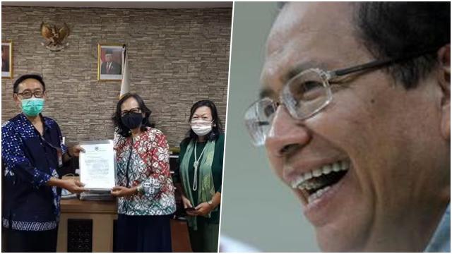 GAR ITB Laporkan Din, Rizal Ramli: Cetek, Norak Amat! Banyak Gaul sama Intel Melayu