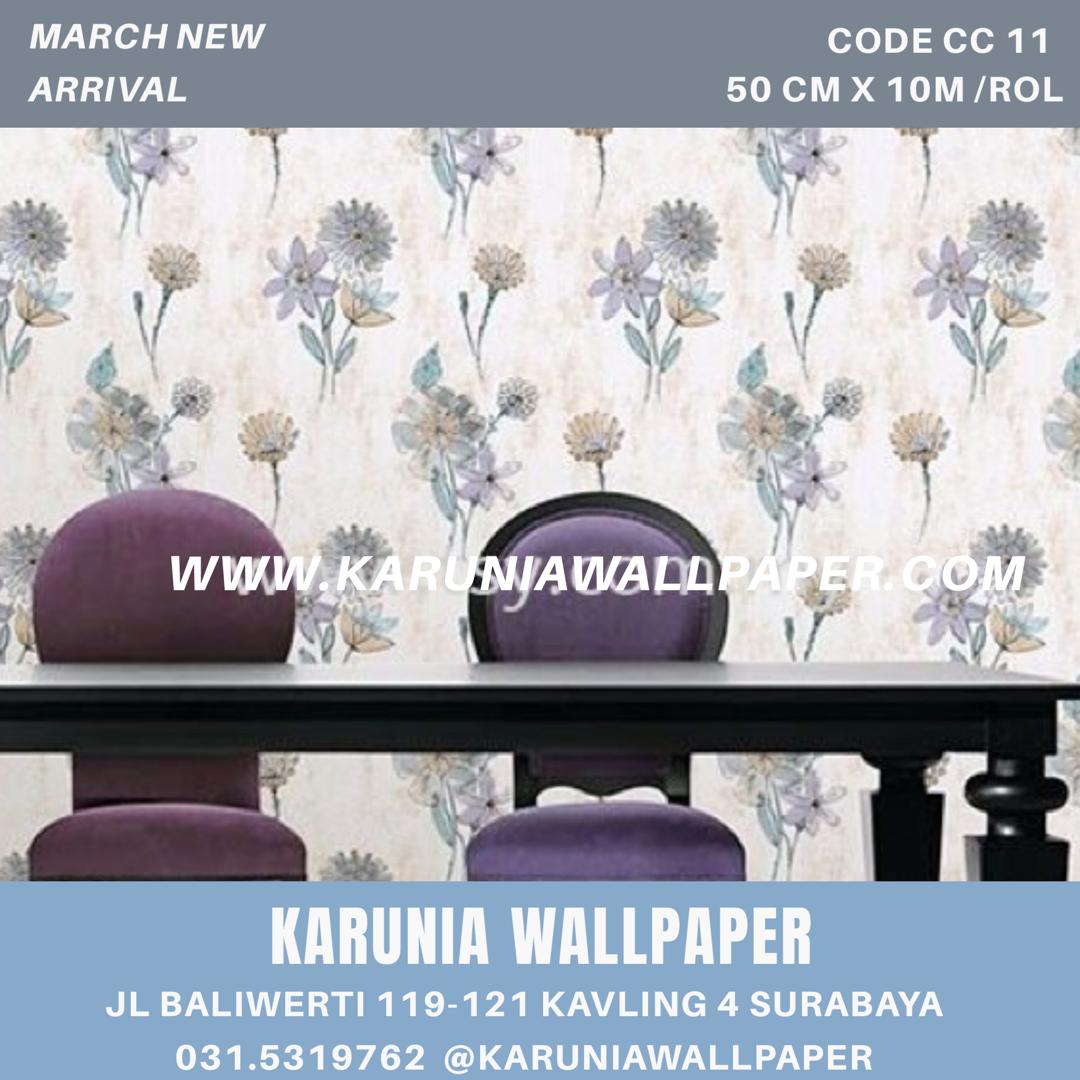 jual dinding wallpaper cantik surabaya
