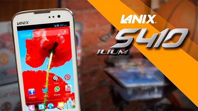 rom stock Lanix ILIUM S410
