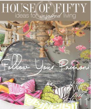 Revistas de decoração online. Blog Achados de Decoração